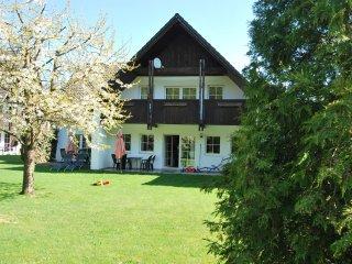 Top Fewo im Südharz****32, Terrase, 2-5 Personen 80qm, Kleine Anlage mit 9 Fewos