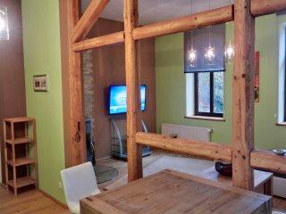 110 m2 Wohnung für bis zu 8 Personen