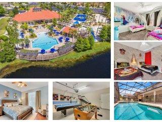 Themed Luxury Villa-5 Star Resort-Disney World