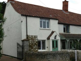 Quantock cottage, High street, Stogursey, Somerset, quaint and quirky cottage