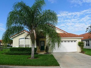 Solana 5/4 Pool Home property, fully furnished, with full kitchen, and all