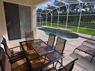 Highlands Reserve 3/2 pool home property, fully furnished, with full kitchen
