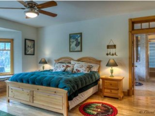 Snowshoe Suite at The Lodge at Trout Creek
