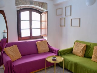 House with 2 bedrooms in Cagliari, with balcony and WiFi - 2 km from the beach