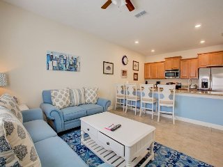 Luxurious 4 bedroom, 3 bath rental with a private pool in Storey Lake Resort