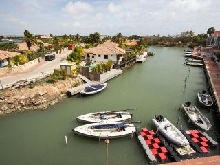 Dolce Vita - a nice waterfront apartment  with spacious balcony and two communal