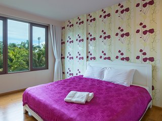 Baan SanSuk Beachfront Condominium HuaHin_HCJ One Bedroom Apartment,Garden View