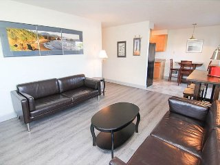 River, Beach and Convention Center Just Steps Away from this 3-Bedroom Condo