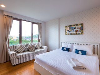 Baan SanSuk Beachfront Condominium HuaHin_HEH One Bedroom Apartment,Garden View
