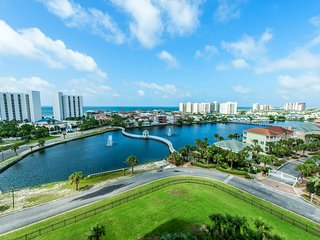 Pelican Beach Terrace 805-2BR-Oct 24 to 28 $575! Buy3Get1FREE-Lake Views