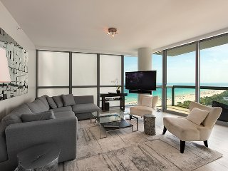 Setai Private Residence 2/2 Beachfront Unit 2604