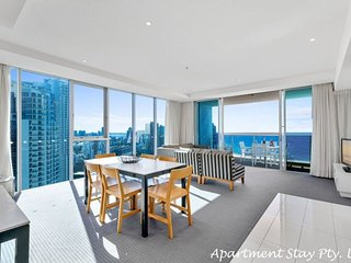 H.RES-AptStayPRIVATE 2BED-2BATH-LVL29-SKY RESIDENCE
