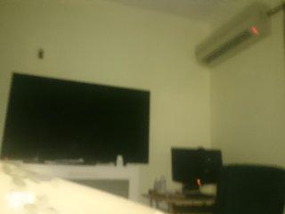 Apartamento, con aire y smart tv 48''