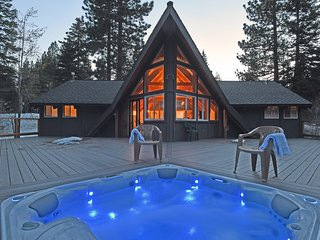 Modern Chalet in Paige Meadows