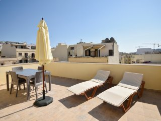 Sunny and centrally located Gzira penthouse