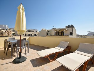 Off the Strand Gzira 2-bedroom Penthouse
