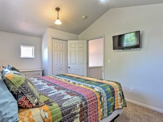 NEW! 3BR Logan Home Minutes from Skiing & Lakes!