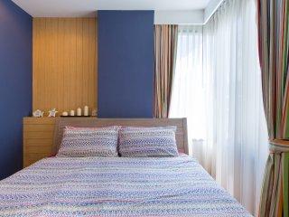Baan SanSuk Beachfront Condominium HuaHin_ACB Two Bedrooms Apartment,Sea View