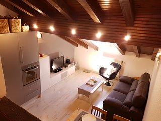 Atico-duplex en la mejor zona del casco antiguo de Pamplona