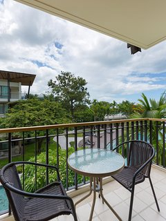 Baan SanSuk Beachfront Condominium HuaHin_ACC Two Bedrooms Apartment,Sea View