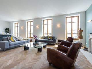 Architect apartment in a pefect location
