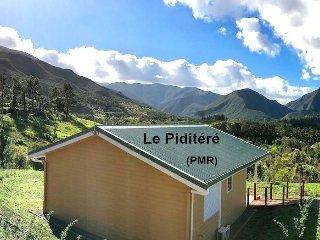Gite Le Panoramique - Chalet 'Le Piditere'