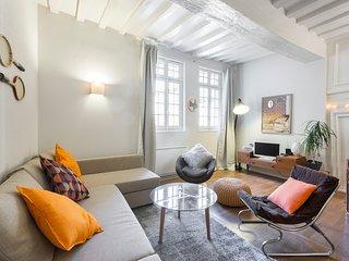 VINTAGE - Appartement de charme au coeur de Rennes