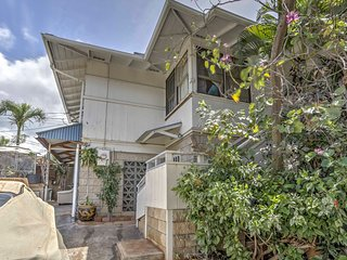 New! Ideally-located 1BR Honolulu House w/ Lanai!