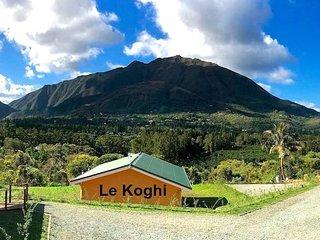 Gite Le Panoramique - Chalet 'Le Koghi'
