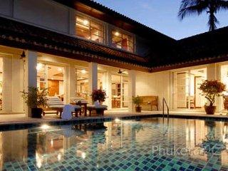 Luxurious 3-Bed Pool Villa in Kata