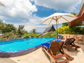 Thai Style 4-Bed Pool Villa in Kata