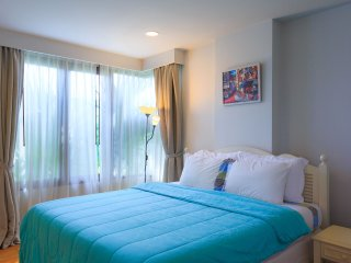 Baan SanSuk Beachfront Condominium HuaHin_BDC Two Bedrooms Apartment,Pool View