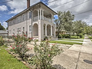 New! Spacious 3BR New Orleans Apt. in River Bend