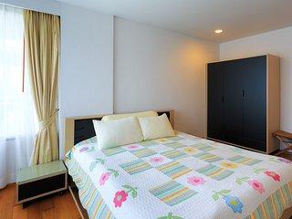 Baan SanSuk Beachfront Condominium HuaHin_CDC Two Bedrooms Apartment,Pool View