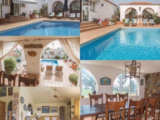 Luxurious Chalet with private pool & golf course