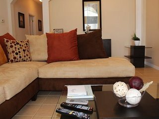 Modern 4 Bed 3 Bath Pool Home in Gated Community. 4809CLD