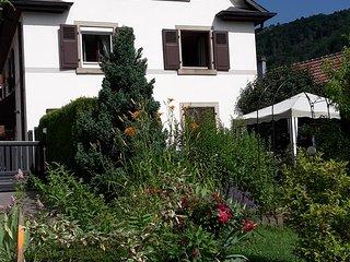 Au Schneiget, grande maison individuelle, 10 personnes sur 3 niveaux