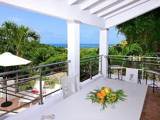 Villa Alexambre:Caribbean style villa, Orient Bay Beach | Island Properties