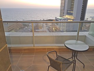NEW! 1 Bedroom in Lagoon Complex facing the Sea.  Pool.