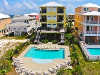 Lemonade Stand 12 BD Gulf Shores Beach House with Pool
