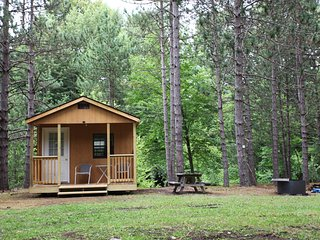 LOG CABIN 16/ BOYERS POND CAMPGROUND
