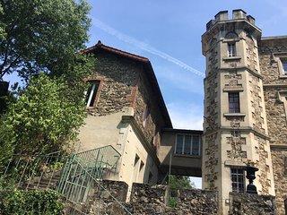 Maison du curé -Château de Rochetaillée