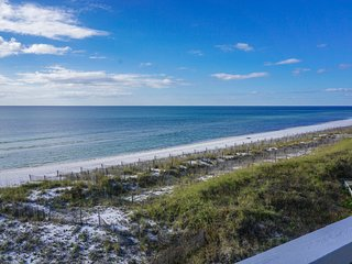 SHORE THANG Barrier Dunes 2 -BEACH FRONT 3 Gulf Front Decks *Pets*Pools/Tennis