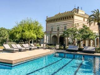 Villa Fantastico Luxury villa rental near Sitges Barcelona Spain