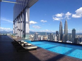 CITY CENTER BREATHTAKING KLCC VIEW #1