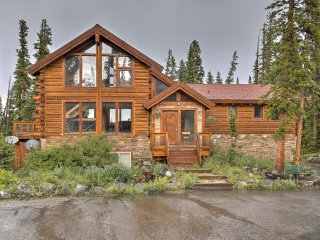 HGTV House Hunters Breckenridge Home! - Rustic Get Away True Log Cabin w/ Hot