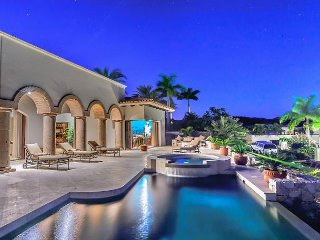 Price Reduced on Palmilla Estates Golf Villa with Ocean View, Private Pool