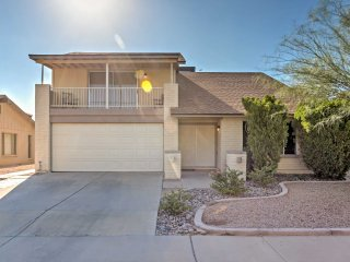 NEW! Spacious 4BR Mesa Property w/Shaded Backyard!