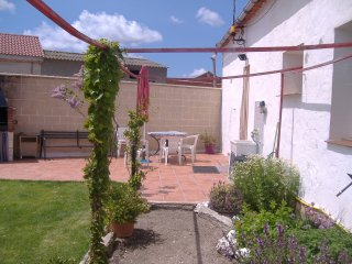 House with 3 rooms in Chatun, with private pool, enclosed garden and WiFi