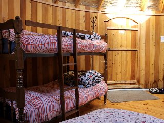 The Cedar Yurt